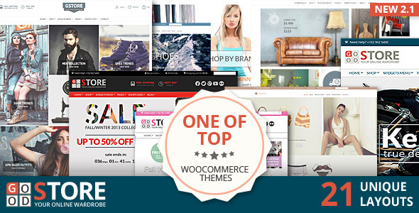 Goodstore - Woocommerce Responsive Theme. See  632 View - trang 1