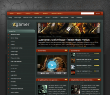 Egamer Theme - Software website egamer for a very low price.