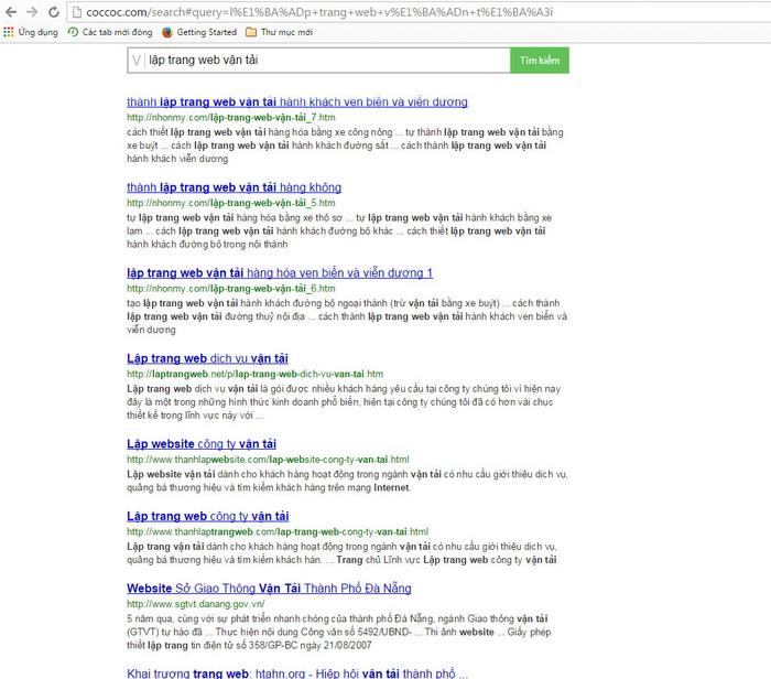 cách làm một trang cách seo website Tuyên Quang, website Hà Giang, Dưới đây là 10 cách có thể giúp website của bạn không chỉ thường xuyên có tên  trong danh mục kết quả tìm kiếm mà thậm chí còn được liệt kê ở vị trí trong Top google
