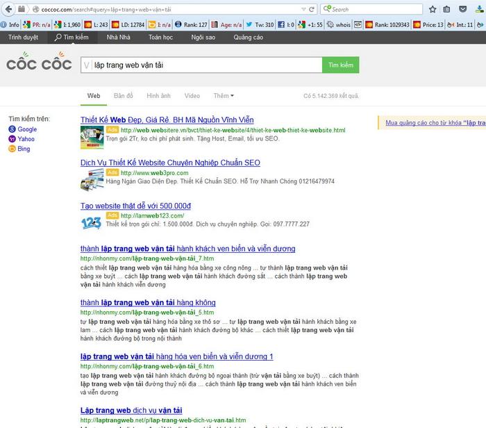 Cách Seo Website Bán Đất Dĩ An. Có 67 Xem  - trang 1