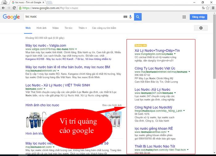 B. Quảng Cáo Google Giá Rẻ > Xây Dựng Thương Kết Hợp Bán Hàng. Có 3307 Xem  - trang 1