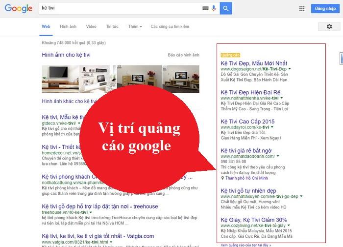Quảng Cáo Google Của Công Ty Tnhh Một Thành Viên Nhơn Mỹ. Có 3839 Xem  - trang 1