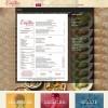 Web-nhà-hàng Bảng giá thiết kề web nhà hàng