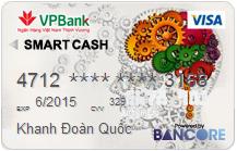 thẻ visa ảo smartcash